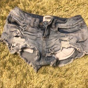 Victoria's Secret PINK booty shorts